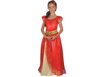 Šaty na karneval - princezna, 130-140 cm