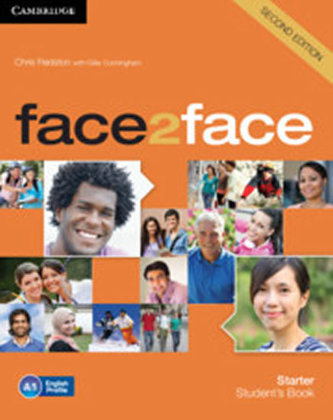 face2face Starter Student´s Book