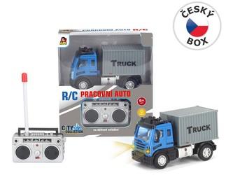 Kamion na dálkové ovládádní, 4 kanál