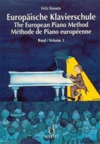 Evropská klavirní škola 3.