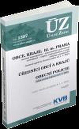 ÚZ 1397 Obce, Kraje, hl. m. Praha, Úředníci obcí a krajů, Obecní policie