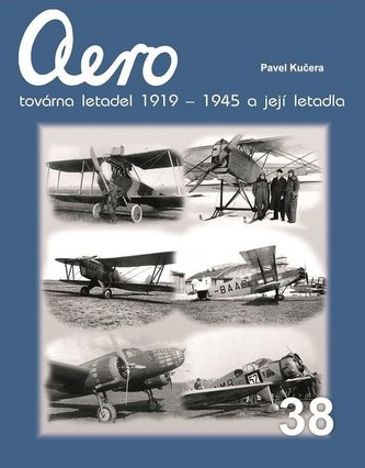 Aero továrna letadel 1919-1945 a její letadla