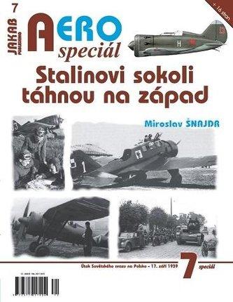 AEROspeciál 7 - Stalinovi sokoli táhnou na západ