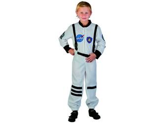 Šaty na karneval - kosmonaut, 110-120 cm