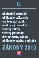 Zákony 2010 II.