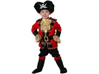 Šaty na karneval - pirát, 92-104 cm