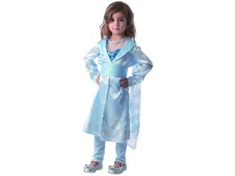 Šaty na karneval - princezna, 80 - 92 cm