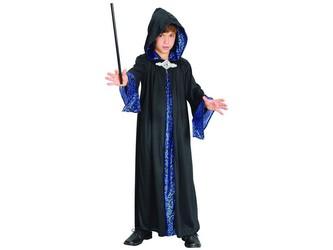 Šaty na karneval - kouzelník, 120-130 cm