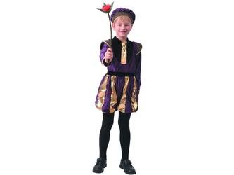 Šaty na karneval -  princ, 110 - 120  cm