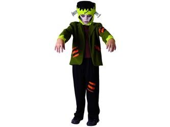 Šaty na karneval - příšera, 130 - 140  cm