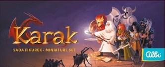 Karak - sada 6 figurek