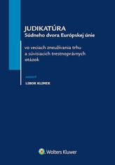 Judikatúra Súdneho dvora Európskej únie