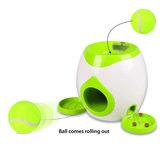 FLAM interaktivni hracka pro psa + tenisak 18cm