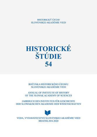 Historické štúdie 54
