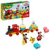 LEGO Duplo 10941 Narozeninový vláček Mickeyho a Minnie