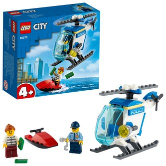LEGO City 60275 Policejní vrtulník