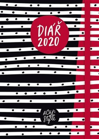 A Cup of Style 2020 - Diář