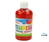 Barvy temperové LUMA 250ml červená
