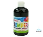 Barvy temperové LUMA 250ml černá
