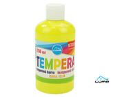 Barvy temperové LUMA 250ml žlutá