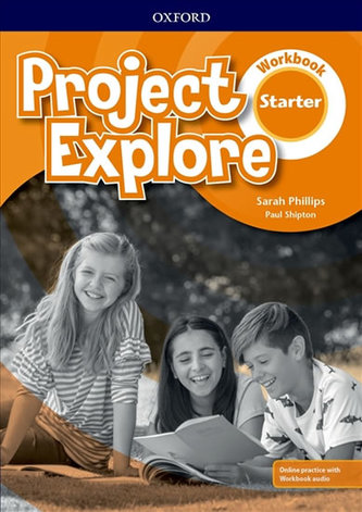 Project Explore Starter Workbook with Online Practice, 5th