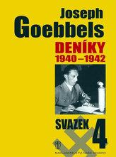 Joseph Goebbels Deníky 1940-1942
