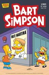 Simpsonovi - Bart Simpson 1/2021