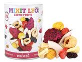 Mixit - Exotický mix - Křupavé ovoce 110 g
