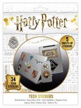 Samolepky Harry Potter sada 34 ks