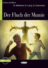 Lesen und Üben N1 A1:: Der Fluch der Mumie + CD