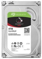 SEAGATE HDD IRONWOLF (NAS) 4TB SATAIII/600, 5900rpm, 64MB cache