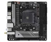 ASRock MB Sc AM4 A520M-ITX/AC, AMD A520, 2xDDR4, HDMI, DP