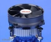 AKASA chladič CPU AK-CC7108EP01 pro Intel  LGA 775, 1156 a 1200, 92mm PWM ventilátor, do 77W