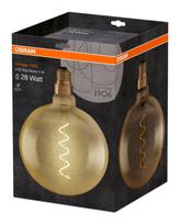 OSRAM Vintage 1906 LED CL GLOBE200 Filament GOLD 28 5W 820 E27 300lm 2000K (CRI 80) 15000h A (Krabička 1ks)