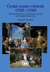 České země v letech 1705 - 1792