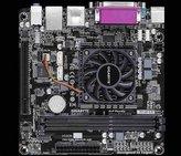 GIGABYTE MB GA-E6010N,  AMD APU, 2xDDR3, VGA, Mini-ITX