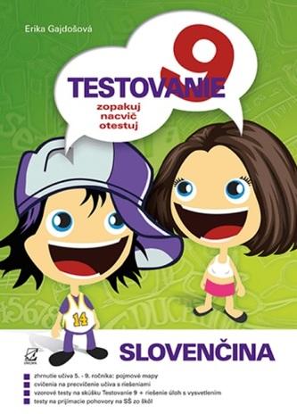 Testovanie 9 slovenčina