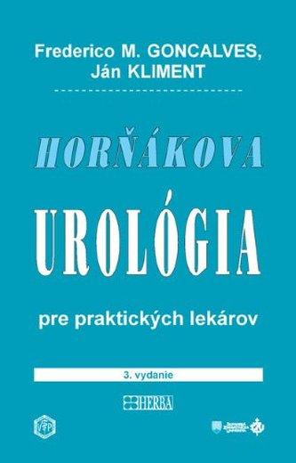 Horňákova urológia pre praktických lekárov (3. vydanie)