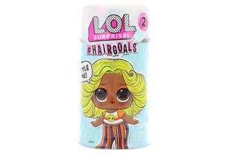 L.O.L. Surprise! #Hairgoals Vlasatice 2.0  TV 1.1. - 30.4.2021