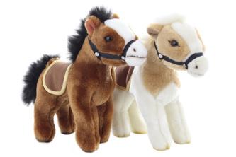 Plyš Kůň 22 cm ECO-FRIENDLY