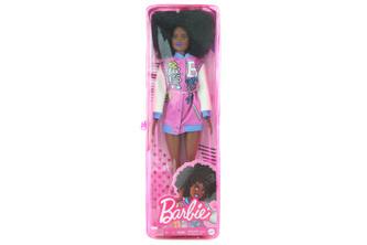 Barbie Modelka - v letterman bundě GRB48
