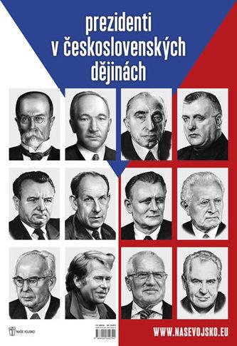 Kalendář 2021 - Prezidenti v československých dějinách