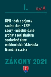 Zákony I-A/2021