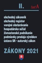 Zákony II-A/2021