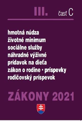Zákony III-C/2021