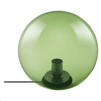 LEDVANCE VINTAGE 1906 BUBBLE TABLE 250X245 Glass, Orange