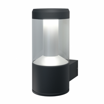 OSRAM Smart+ OUTDOOR LANTERN Modern Wall RGBW Tun.White DIM LIGHTIFY ZigBee 240V 12W (krabička 1ks) 20000h