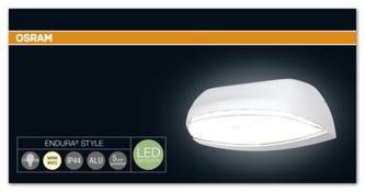OSRAM LED svítidlo  ENDURA STYLE Wide 12W DG