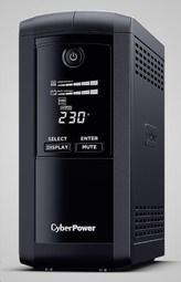 CyberPower Value PRO SERIE GreenPower UPS 700VA/390W, DE zásuvky