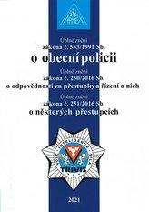 Zákon o obecní policii č. 553/1991 Sb.